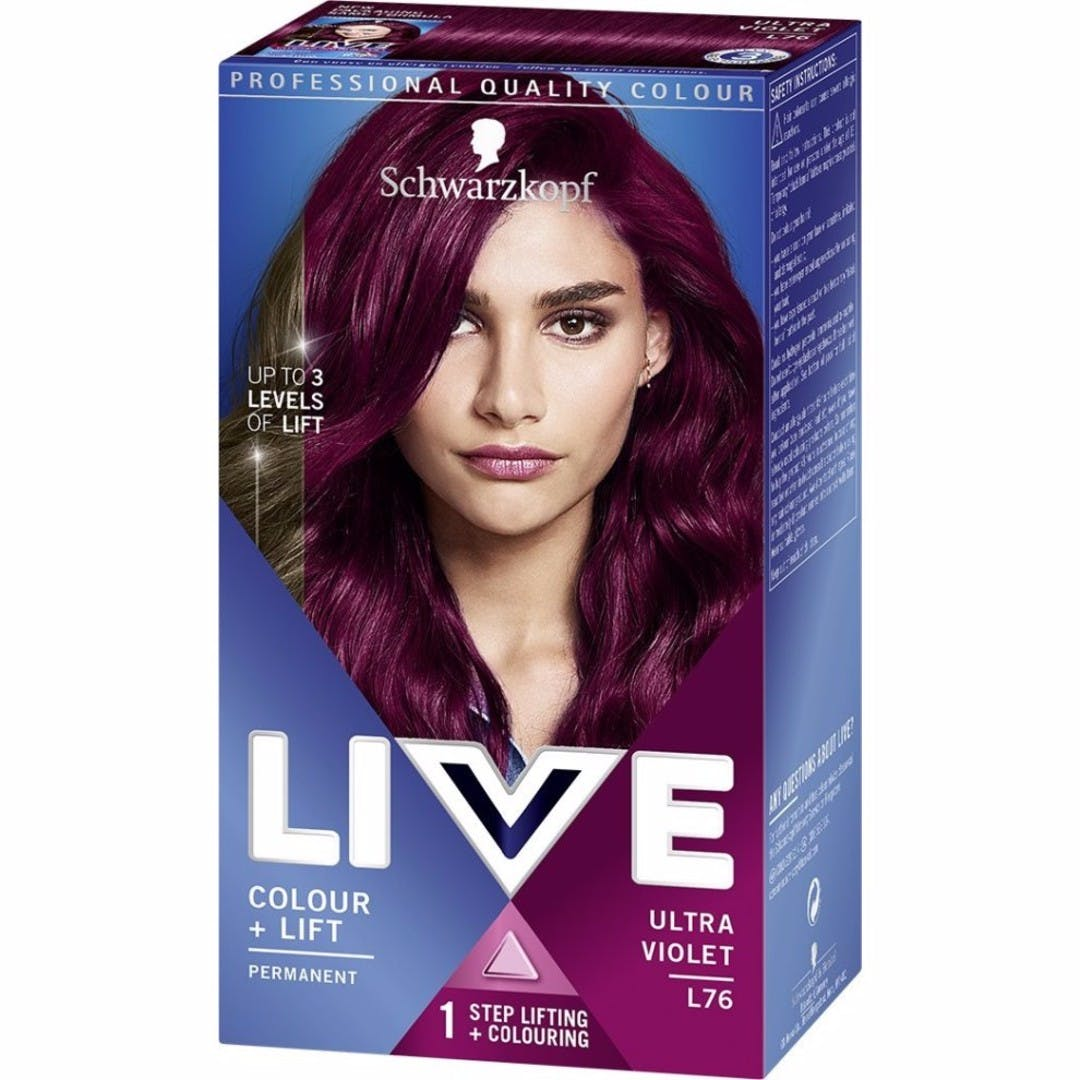 How To Get Lilac Hair The Best Temporary And Semi