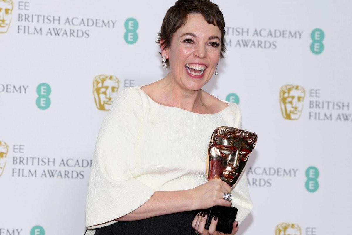 BAFTA Awards 2019: BAFTA Awards 2019: Olivia Colman's Hilarious Speech Proves
