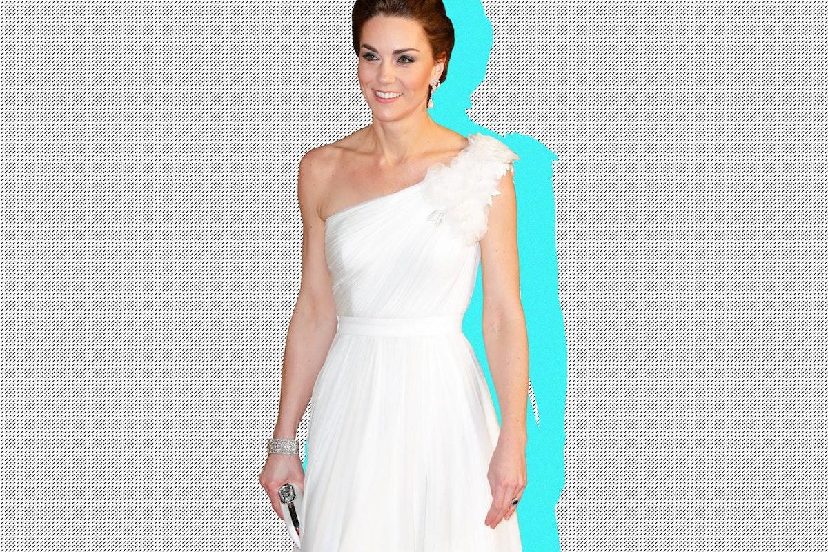 Kate Middleton at 2019 Baftas