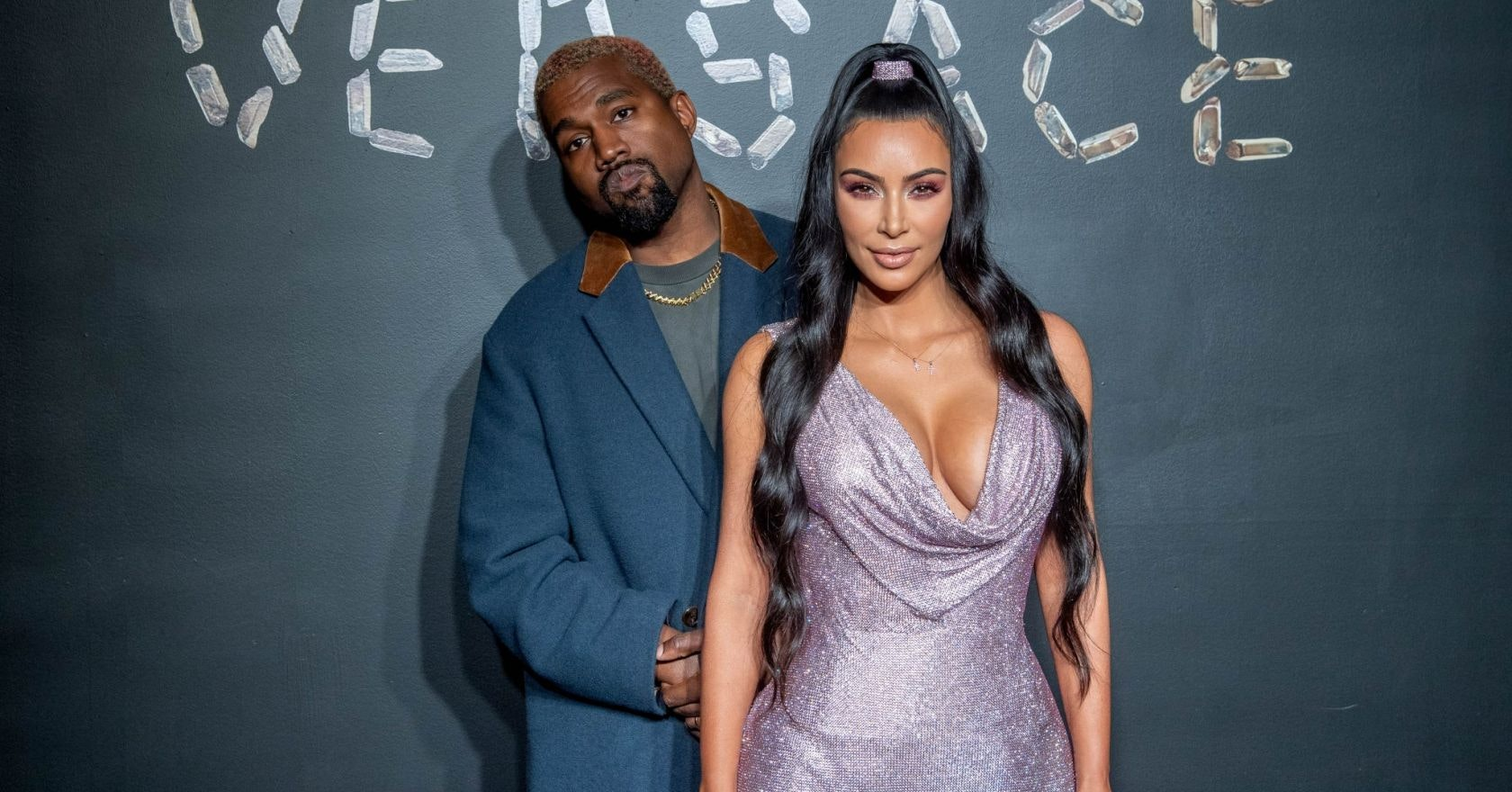 Kim Kardashian-West had a better Valentine's Day than you