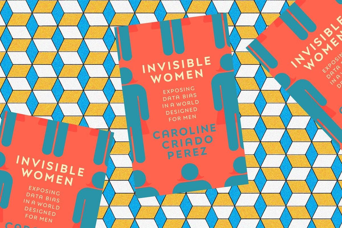Invisible Women by Caroline Criado Perez. Image: Chatto Windus