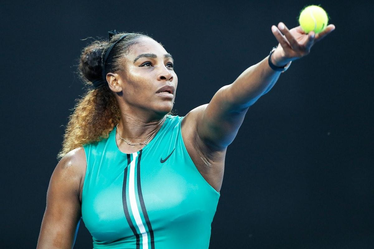 Serena Williams. Image: Getty