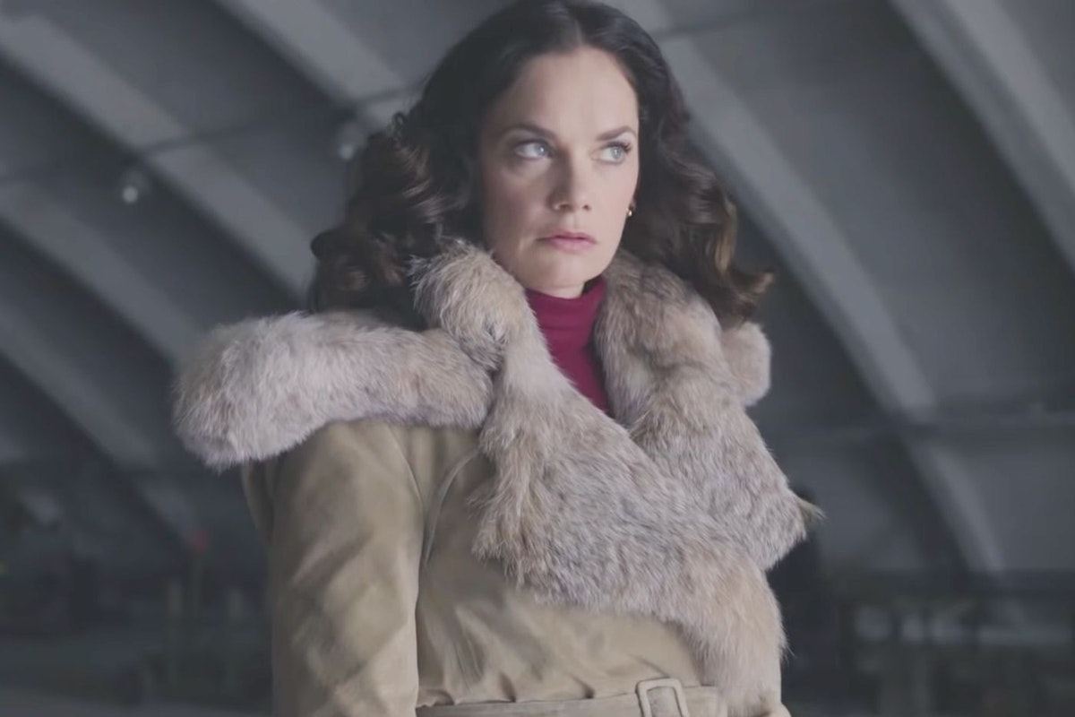 Ruth Wilson in His Dark Materials. Image: BBC/YouTube