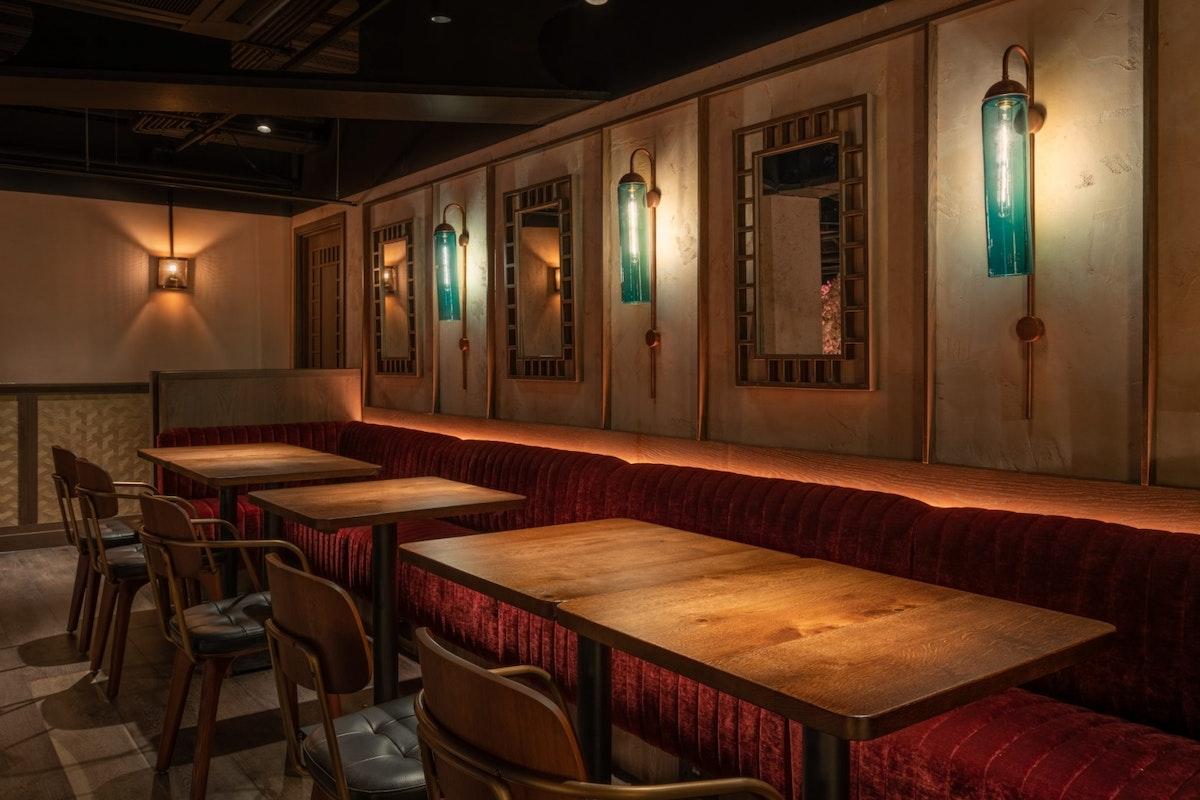 Kym's restaurant london