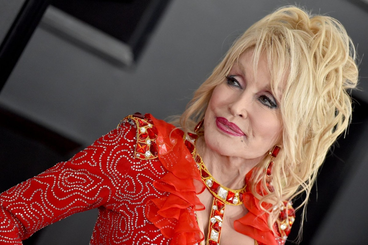 Country singer star Dolly Parton