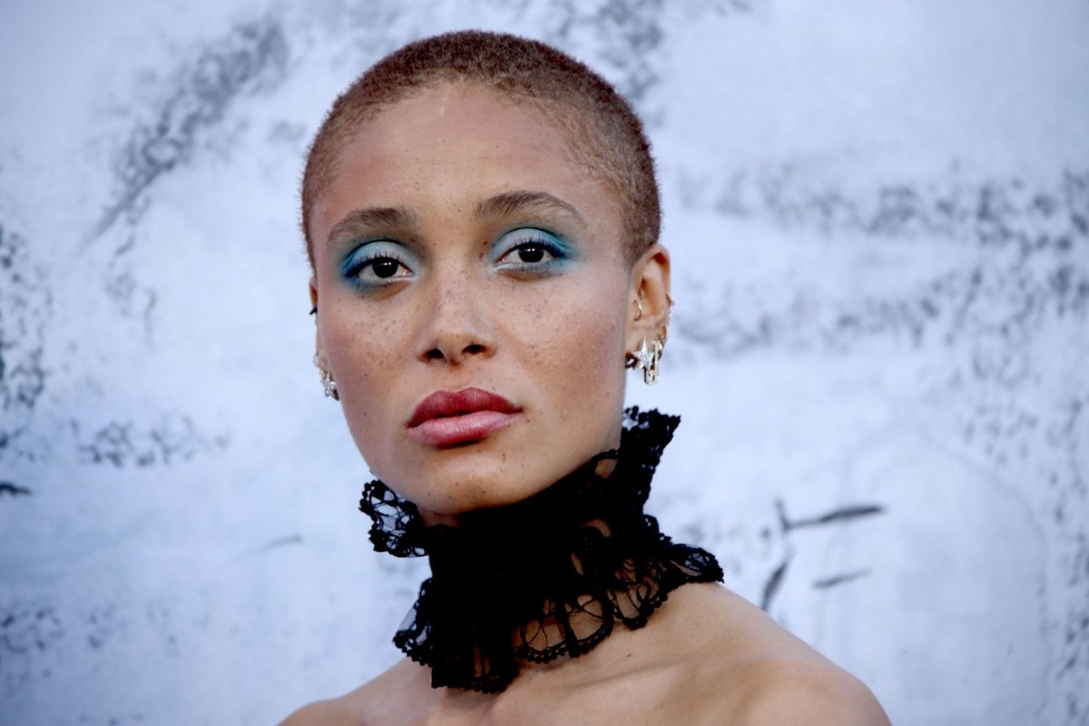Model and mental health activist Adwoa Aboah