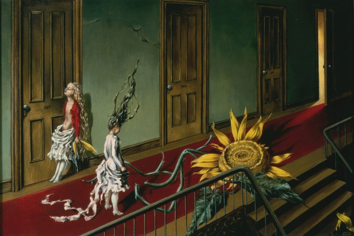 Get free tickets to a private gallery view of Dorothea Tanning at the Tate Modern