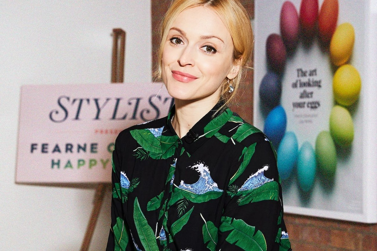 TV presenter and mental health activist Fearne Cotton