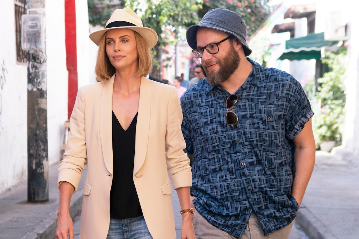 This Charlize Theron and Seth Rogen rom com proves that the genre isn't dead