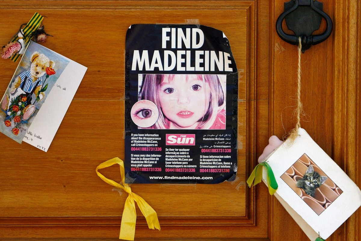 Madeleine McCann Documentary Netflix Release Date Pinterest: Netflix's Madeleine McCann Documentary: Understanding The