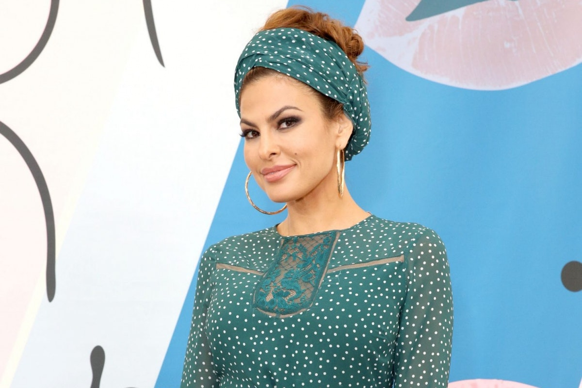 Eva Mendes reveals the one thing she uses to combat insomnia and sleepless nights