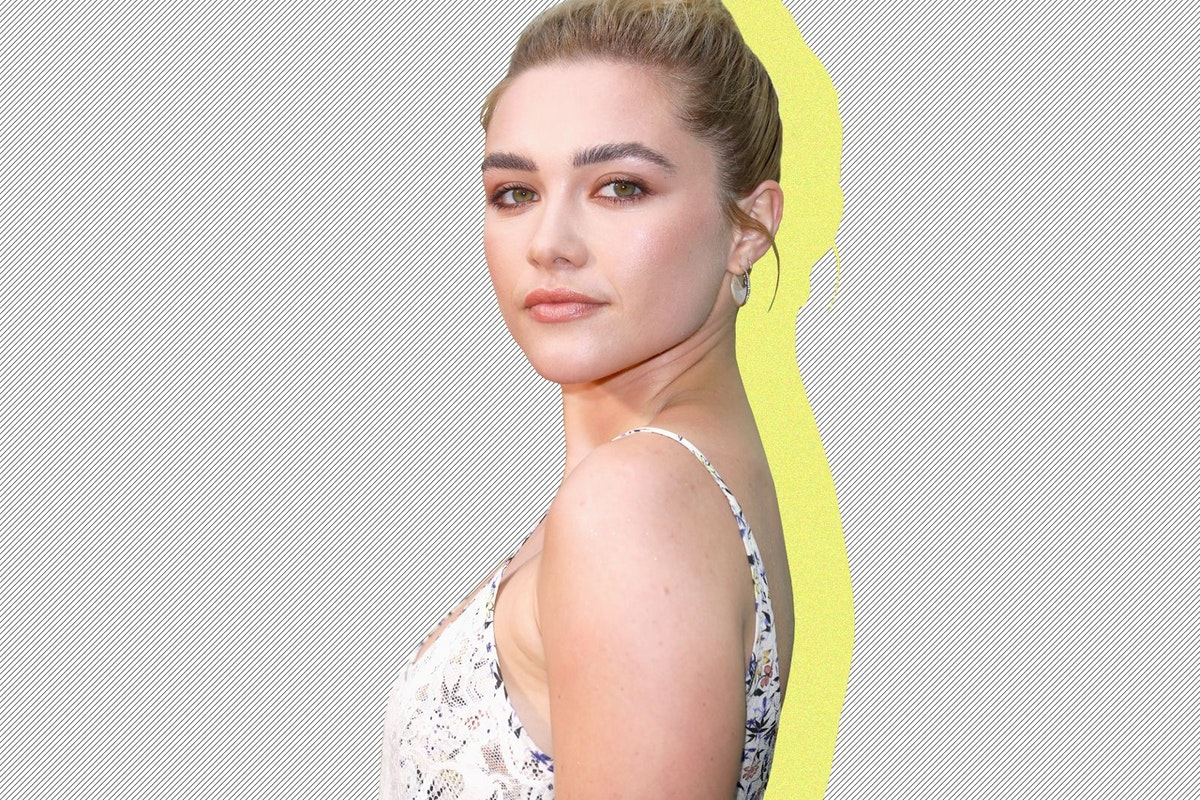 Florence Pugh is finally getting the superhero movie she deserves