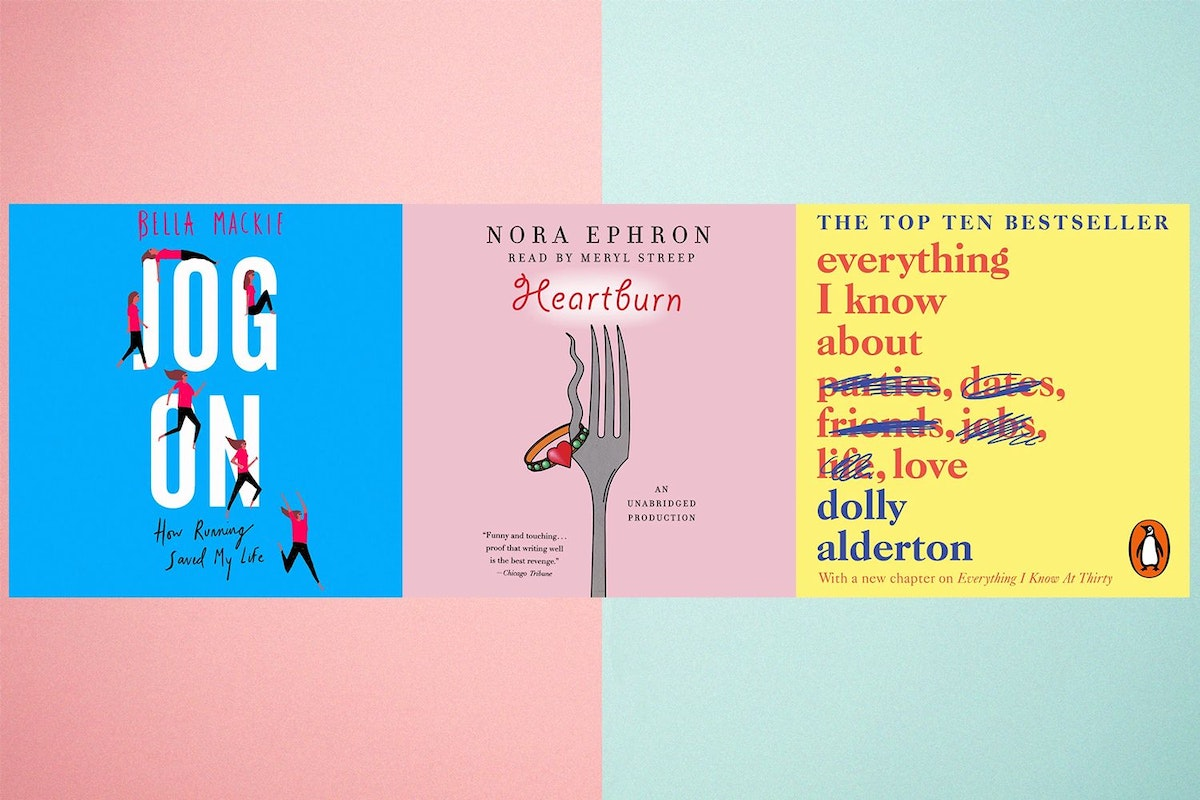 20 unmissable audiobooks narrated by incredible women