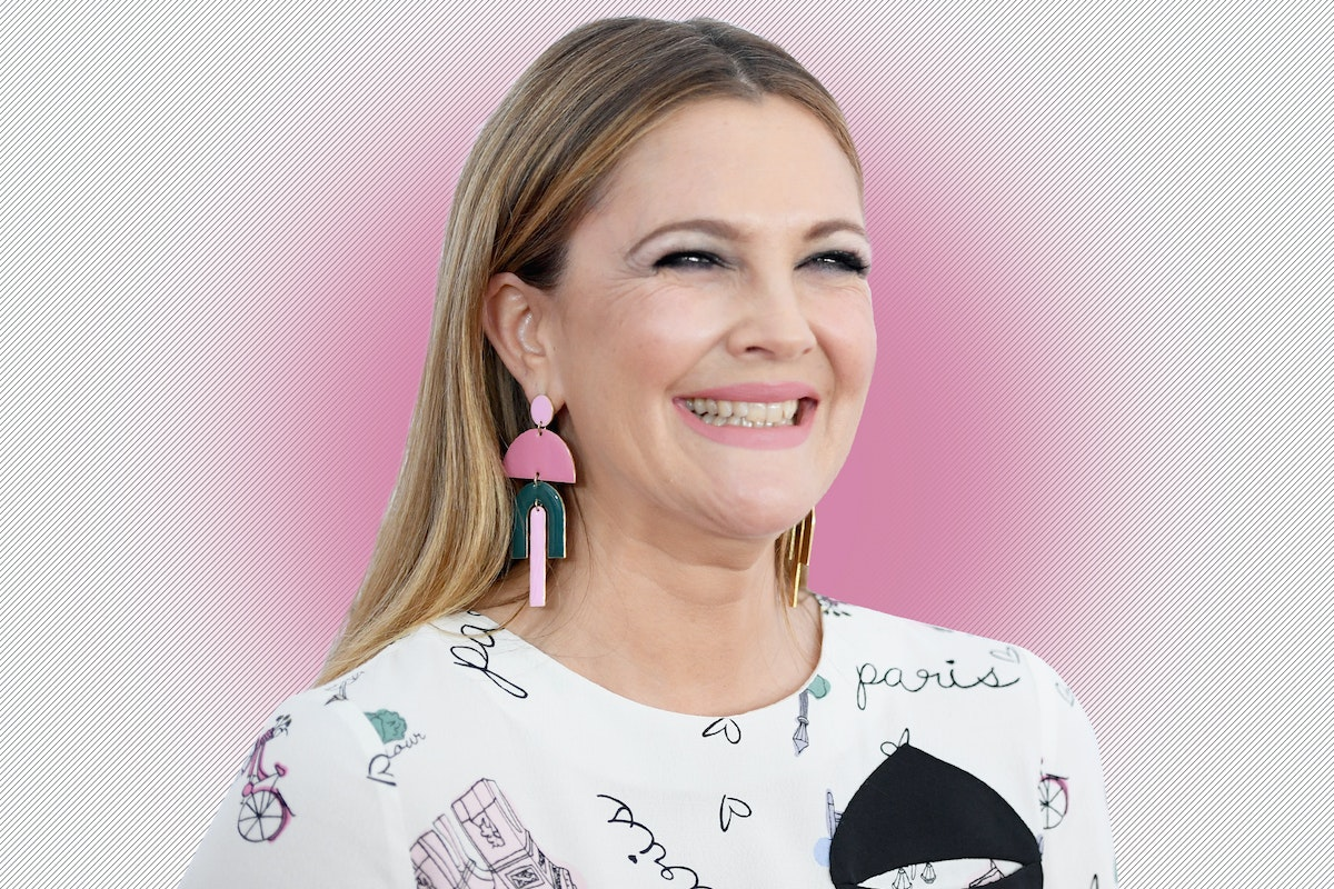 Drew Barrymore reveals the £16 beauty product she can't live without