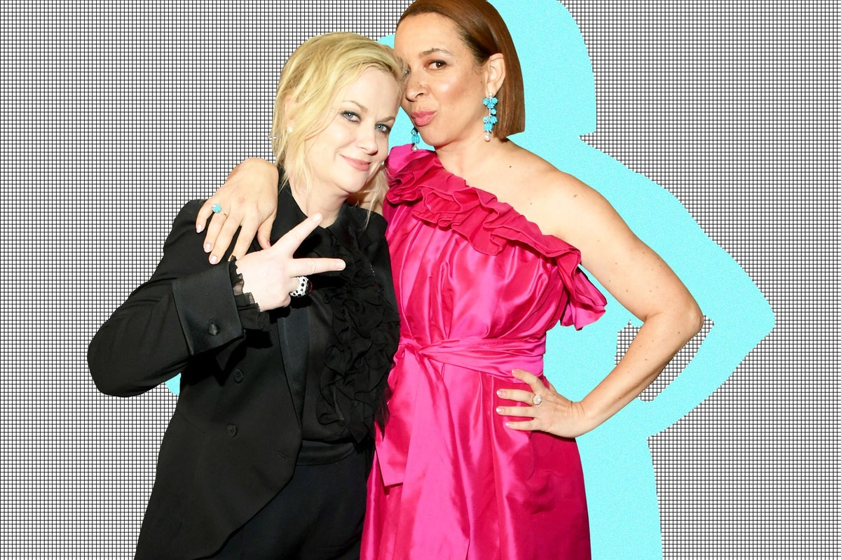 Amy Poehler and Maya Rudolph have made a female friendship rom com for Netflix