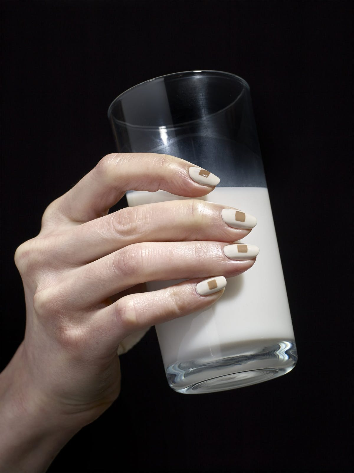 The Milk Inspired Nail Trends That Suit All Skin Tones