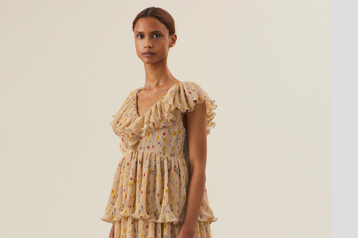 Ganni just dropped the spring wardrobe of dreams