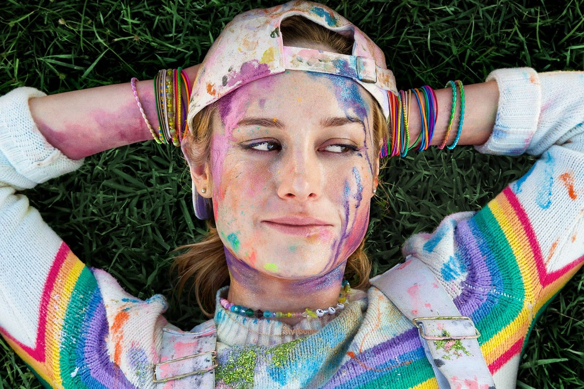 Brie Larson in Unicorn Store