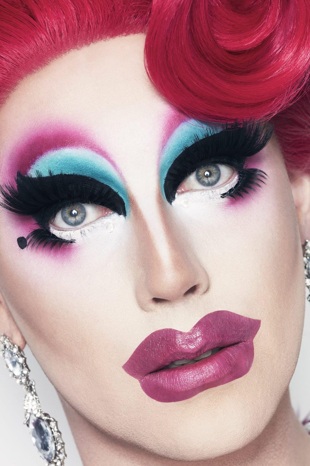 Drag Queen Makeup App - Mugeek Vidalondon
