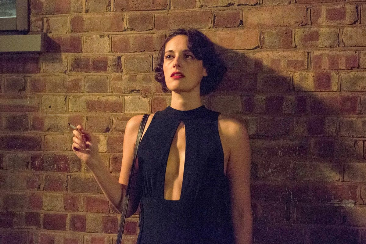 a566478517 Buy Fleabag Black Jumpsuit worn by Phoebe Waller Bridge