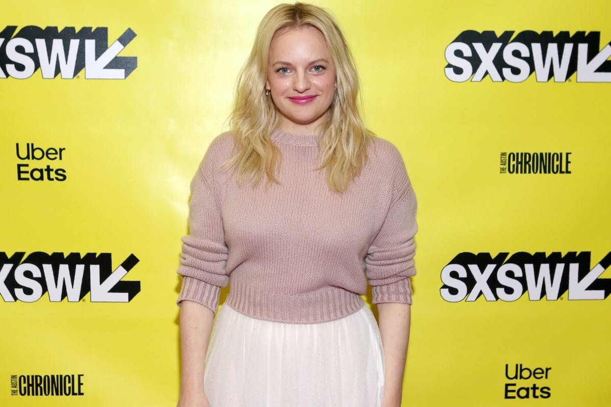 Elisabeth Moss just addressed the parallels between Scientology and The Handmaid's Tale