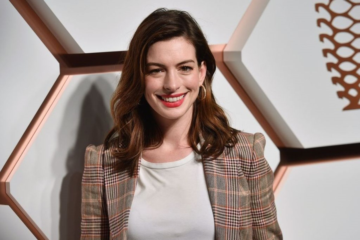This is what happened when Anne Hathaway gave up being vegan