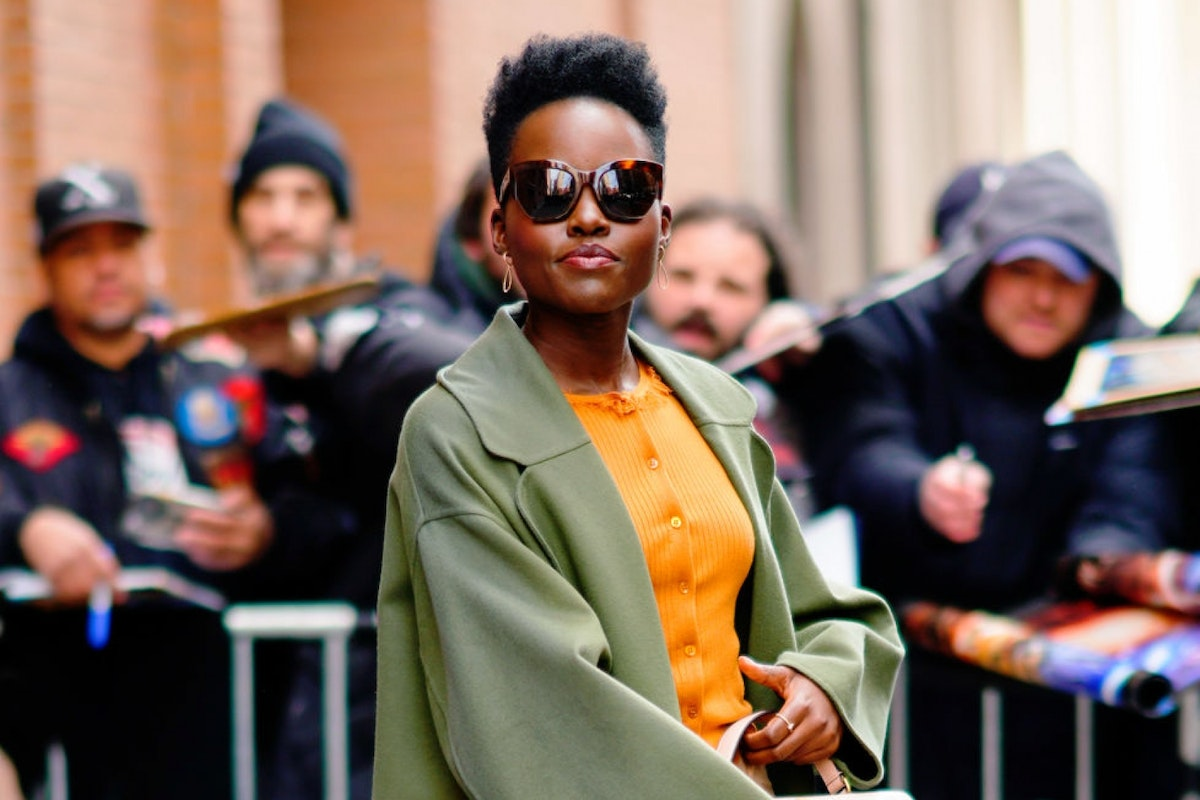 From Lupita Nyong'o's Earth Day request to a Saved by the Bell reunion: the week's best A-list Instagrams