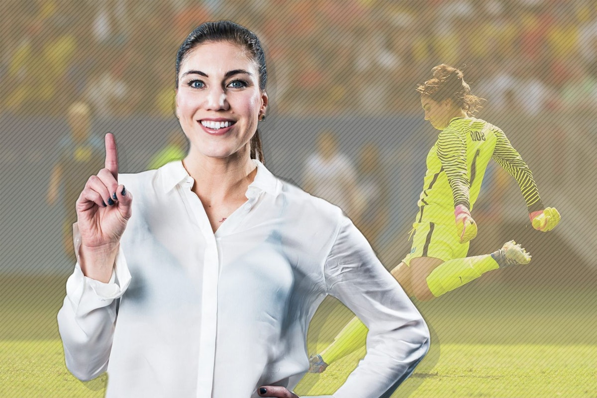 Hope Solo's reason for not playing in the 2019 FIFA Women's World Cup is so powerful