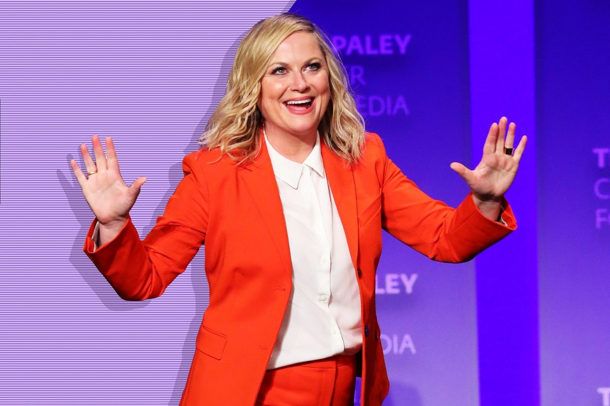 Amy Poehler just expertly dismantled the 'women vs women' myth