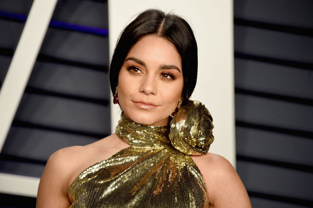 Vanessa Hudgens just got real about going through a quarter-life crisis at 27