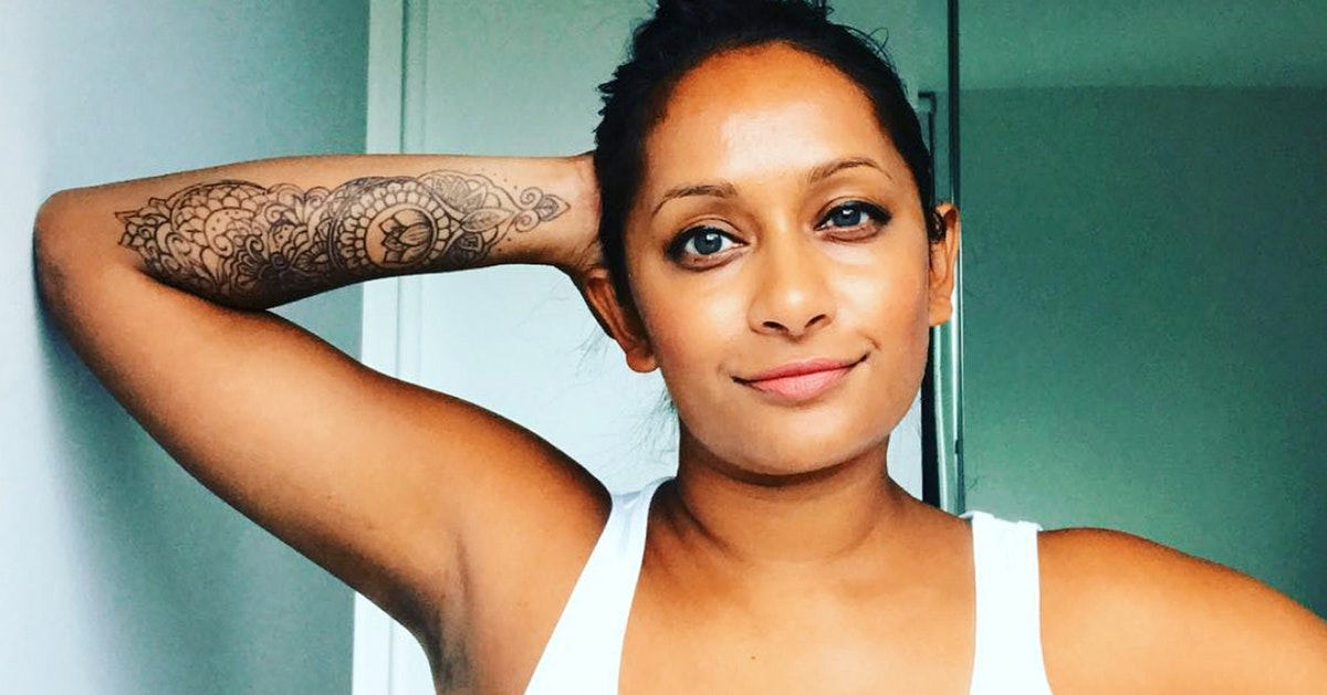 How weight training helped Poorna Bell find inner strength after her husband's suicide