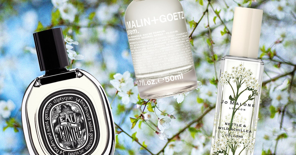 The best green, woody and herby perfumes for women who hate floral fragrances