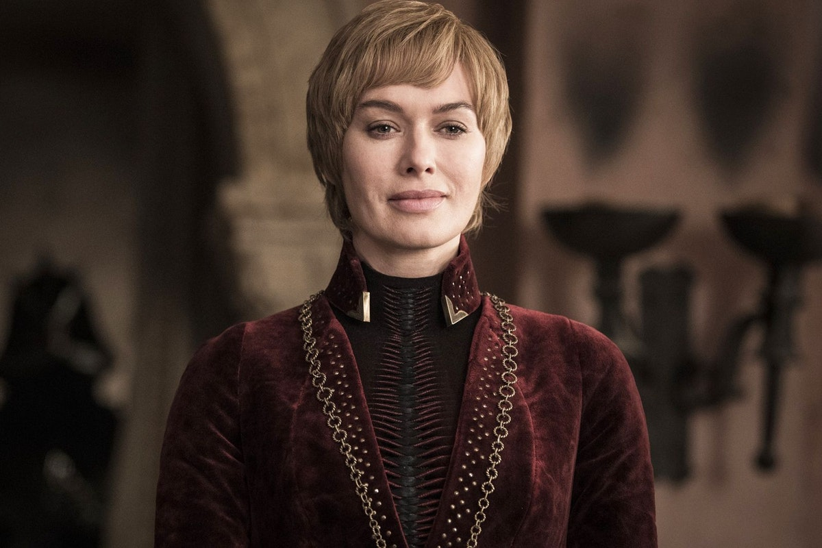 Lena Headey as Cersei Lannister in HBO's Game of Thrones