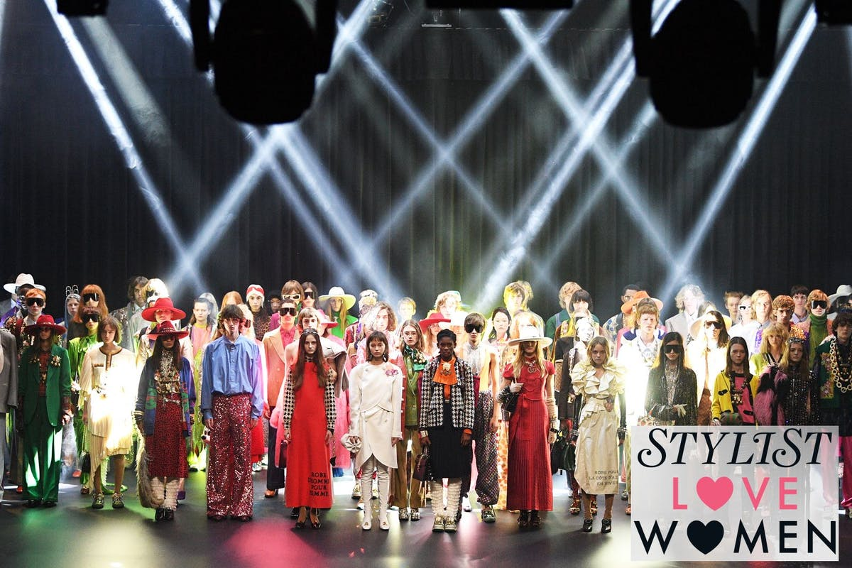 Gucci, Balenciaga and Alexander McQueen have all pledged to stop using underage models