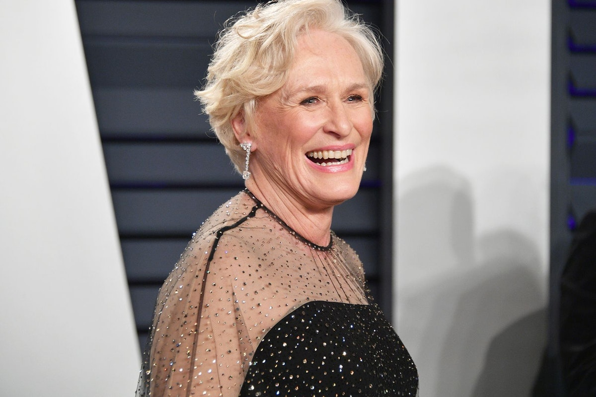 You need to read Glenn Close's response to those abortion ban protests