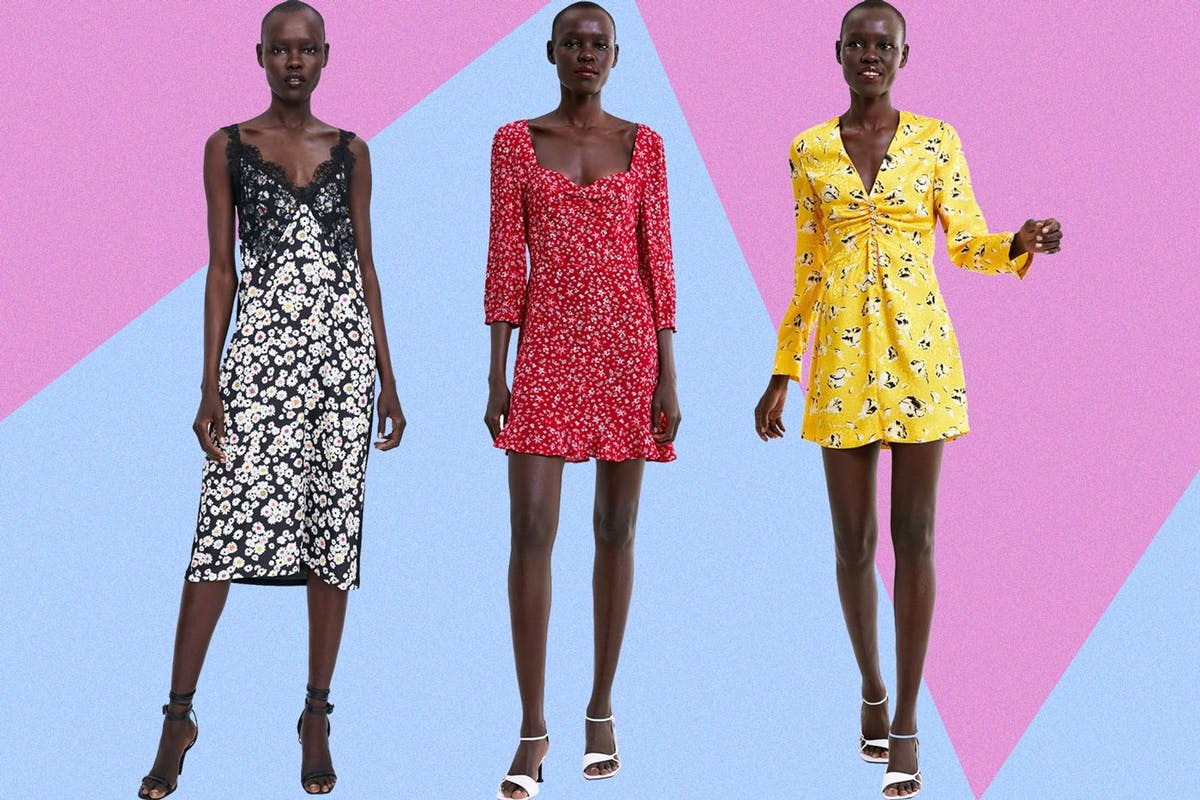 This secret section at Zara has the best under £20 summer dresses