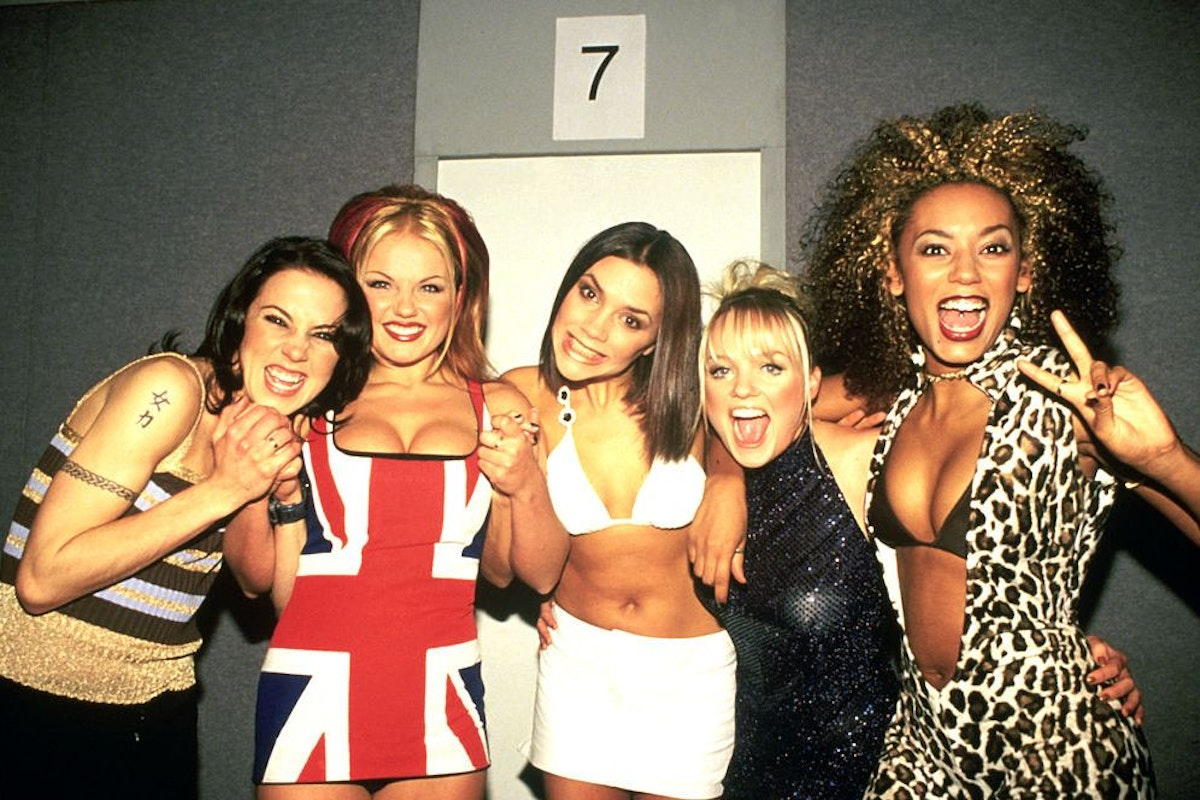 I lived out my Spice Girls fantasies and recreated the Wannabe video, and you can too