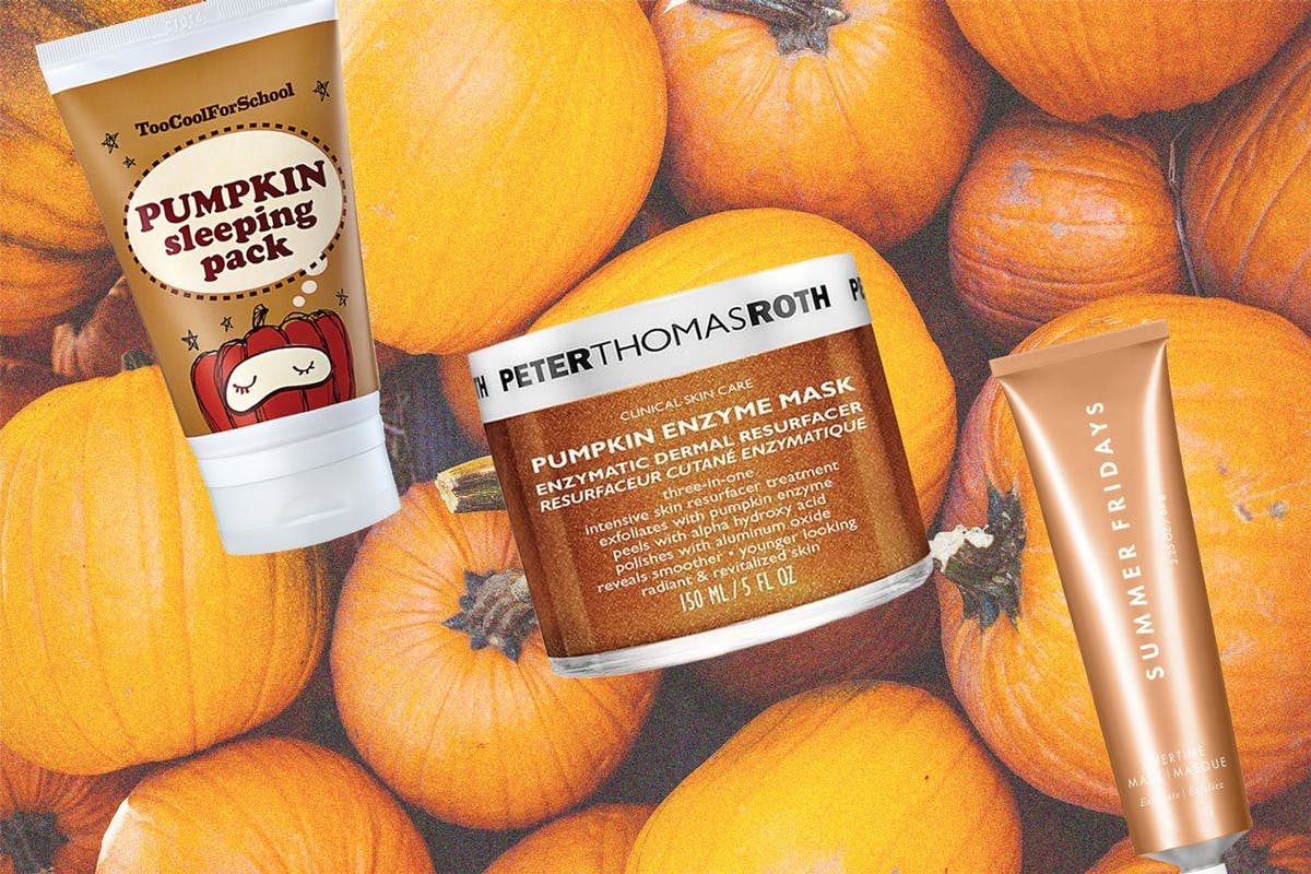 Here's why you should incorporate pumpkin into your skincare routine