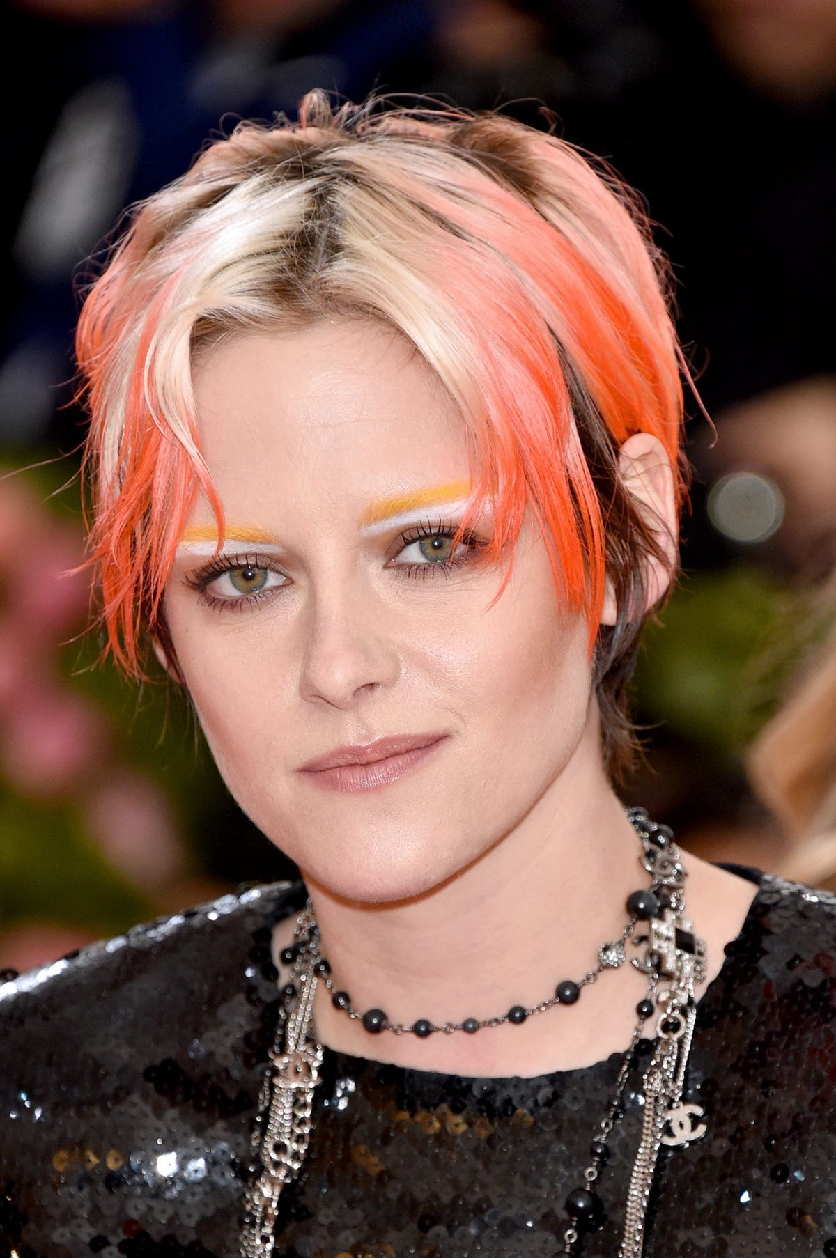 Kristen Stewart just bleached her eyebrows and she still ...