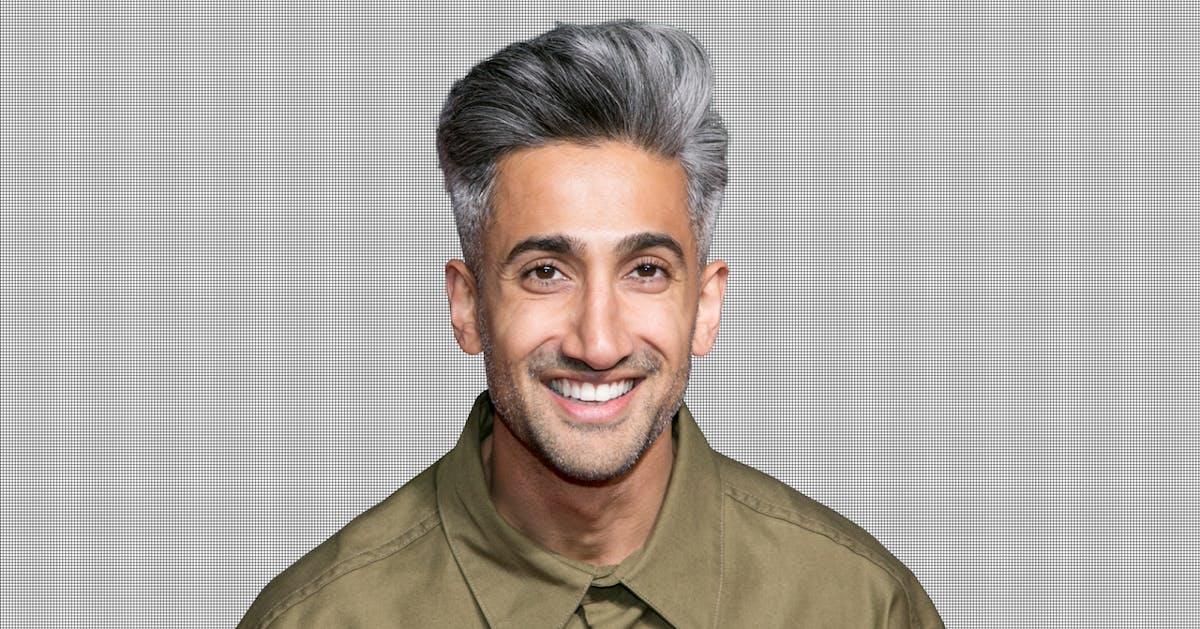 flipboard 39 queer eye 39 star tan france talks celebs sliding into his dms for fashion advice. Black Bedroom Furniture Sets. Home Design Ideas