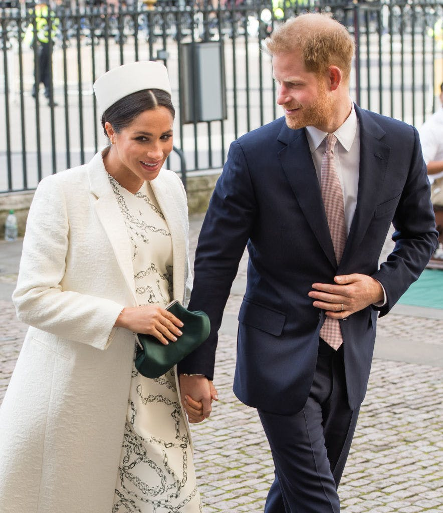 Meghan Markle And Prince Harry Support Pride In Instagram Post