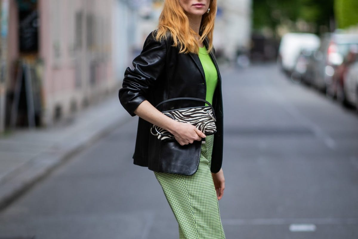 Lime green is the summer's biggest fashion trend, and it's much easier to wear than you think