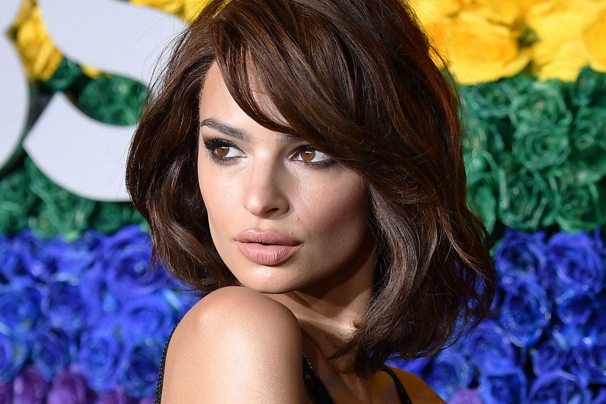 4019777c Bob hairstyle inspiration: stars from Emily Ratajkowski to Reese  Witherspoon rock our favourite short haircut