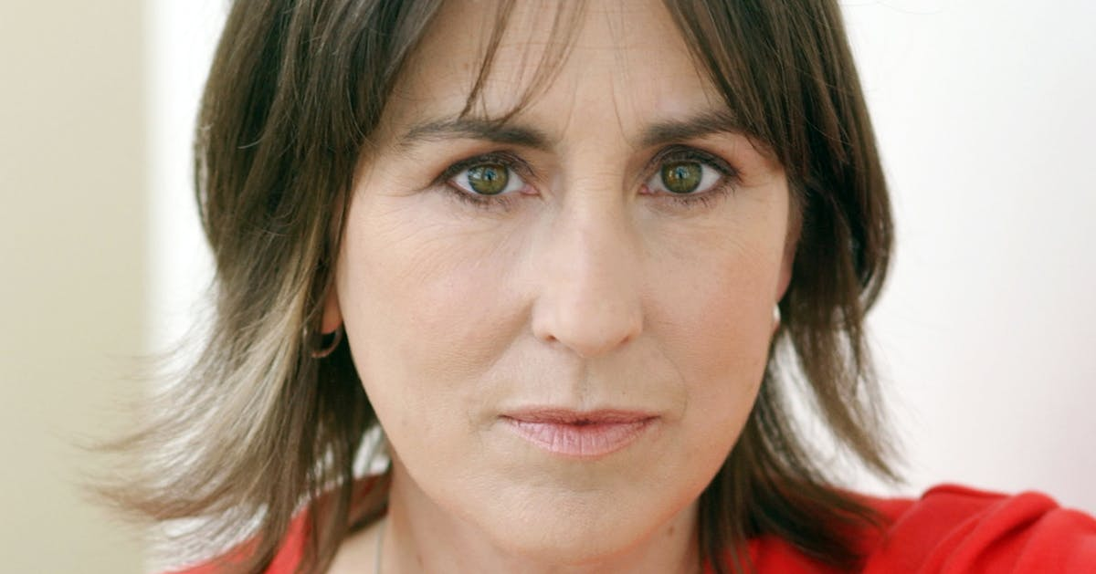 Newsnight's Kirsty Wark talks love, anxiety and 40-minute nosebleeds